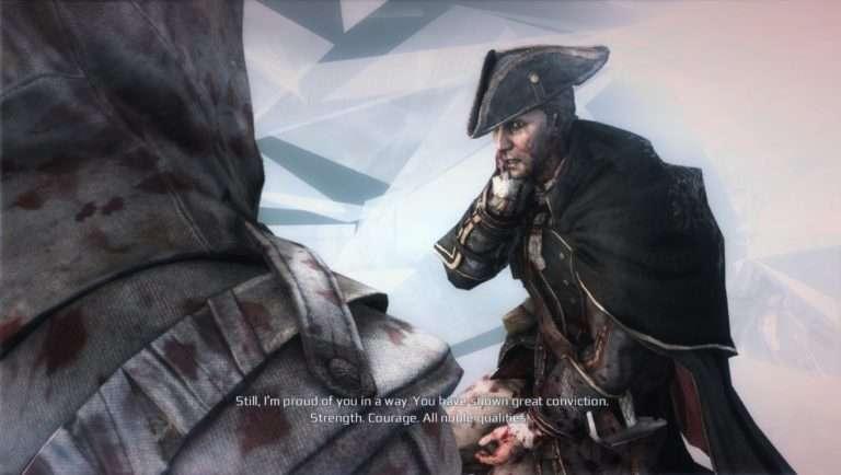 Connor kills haytham