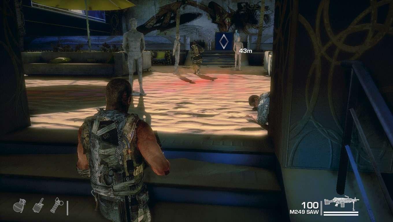 spec ops gameplay