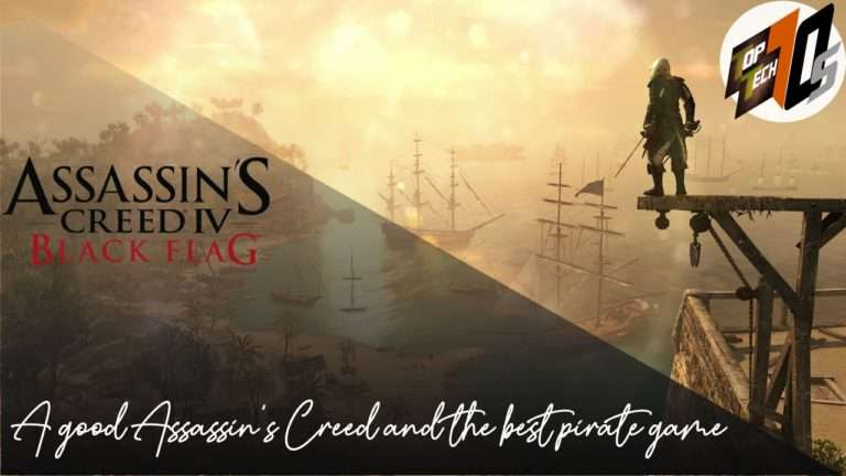 assassin's creed 4 Late review