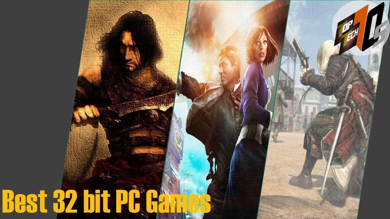 best 32bit pc games