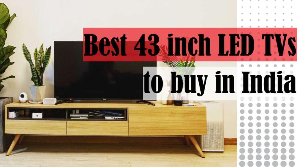 43 inch led tv